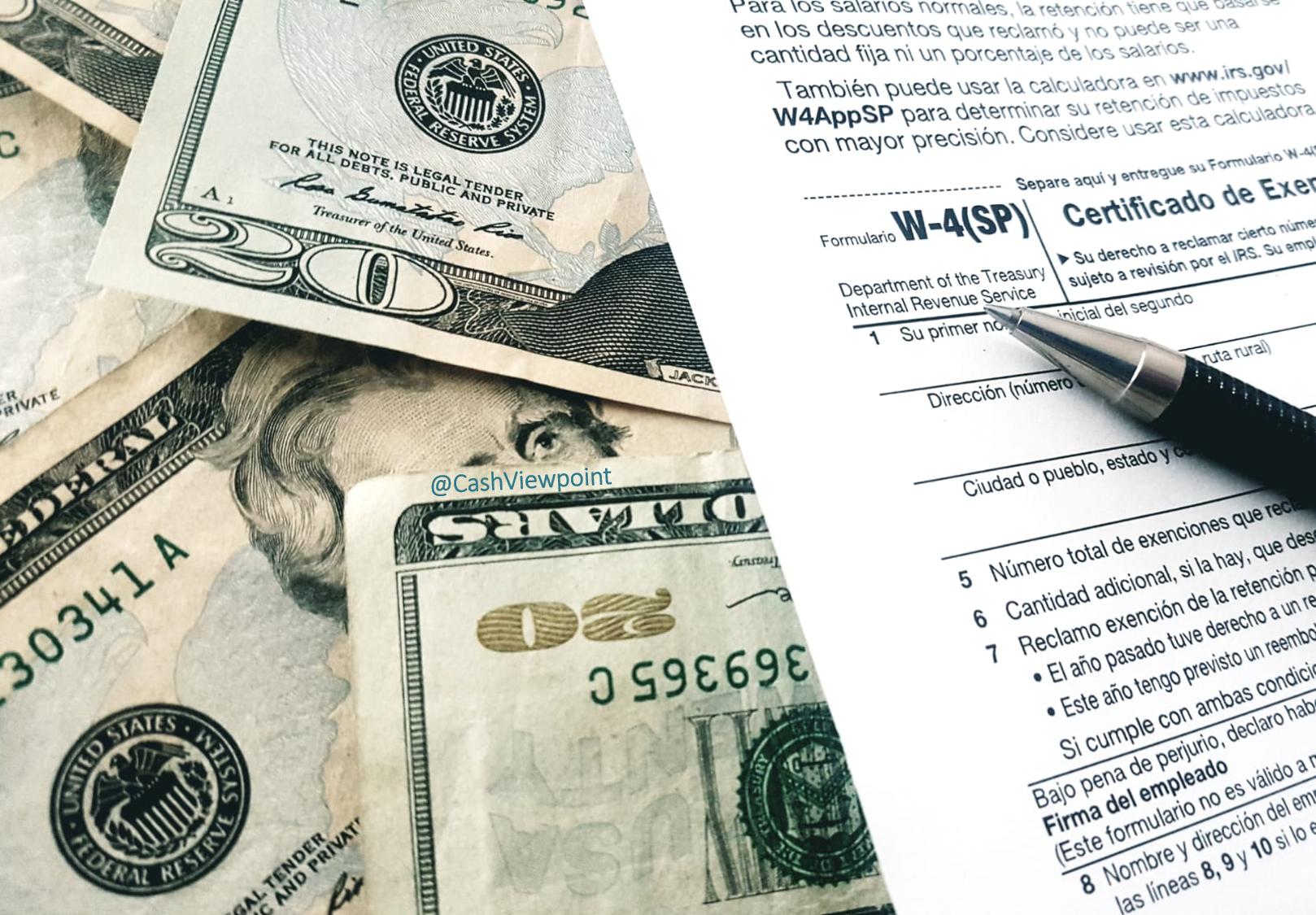 IRS extenderá la fecha límite para pagar impuestos debido al coronavirus