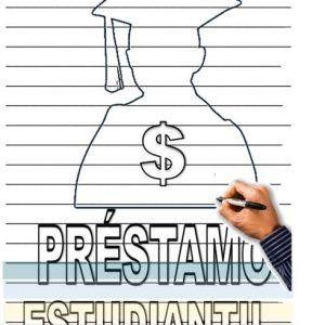 Gráfica de Meta Financiera para Préstamo Estudiantil (Copy)